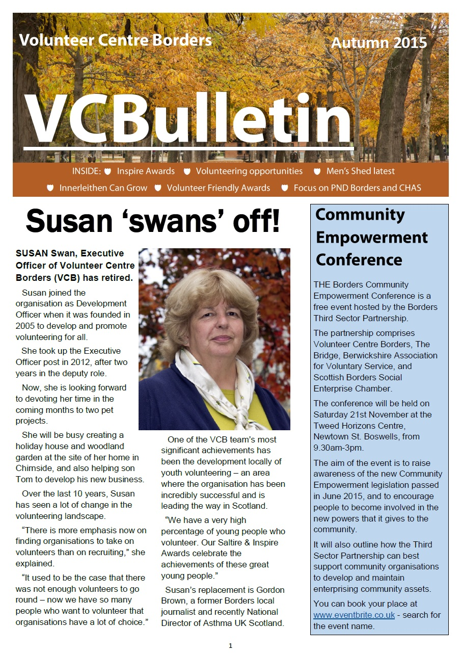 VCBulletin Autum 2015