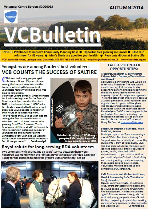 VCBulletin Autumn 2014