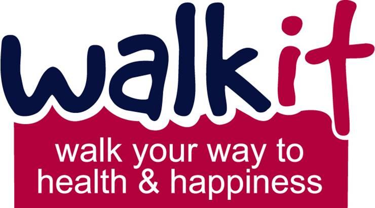 Walk It Logo