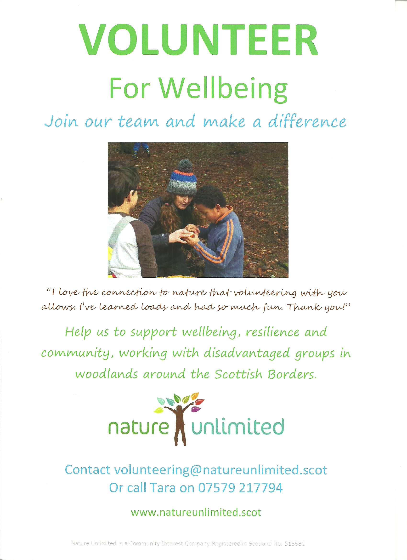 nature unlimited wellbeing