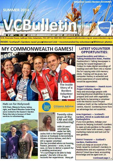 vcbulletin summer 2014